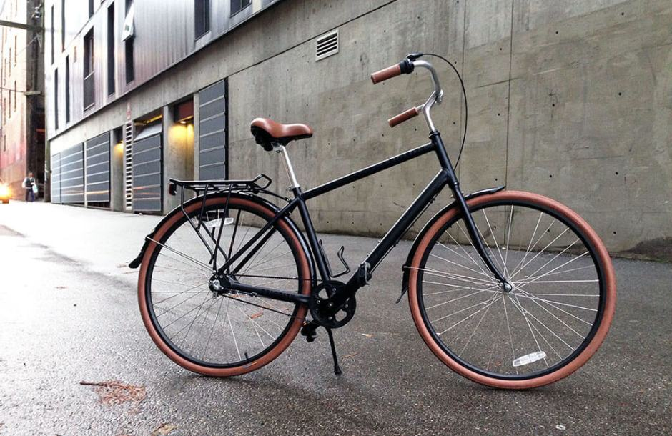 Marketing photo of the Priority Classic. I exchanged the cruiser handlebars for standard straight ones.